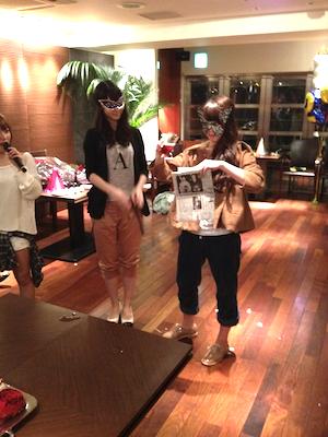 篠田麻里子blog やすす生誕祭17