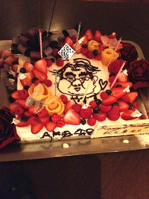 篠田麻里子blog やすす生誕祭