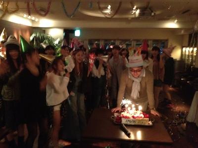 篠田麻里子blog やすす生誕祭4