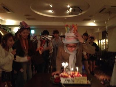 篠田麻里子blog やすす生誕祭5