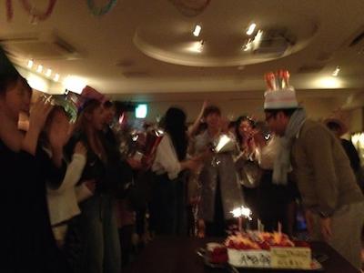 篠田麻里子blog やすす生誕祭7