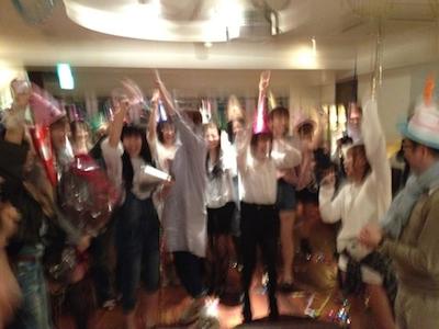篠田麻里子blog やすす生誕祭8