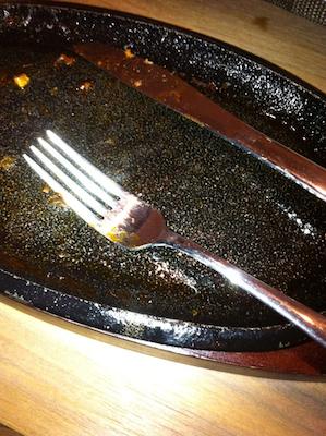ハンバーグステーキ美味しかったよ!!