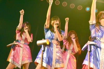 「シアターの女神」みるきー見参!!!1