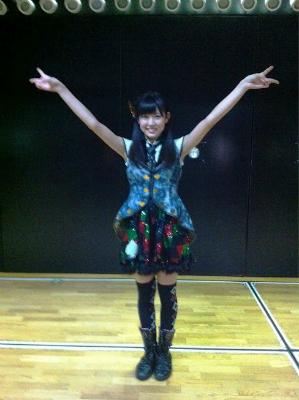 チームN兼チームBの渡辺美優紀が 本日初めてAKB48劇場にて『シアターの女神』初出演!!