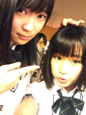 AKB48劇場での出張公演終わりました!!