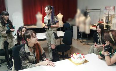 お誕生日のお祝いしてもらったぁー!