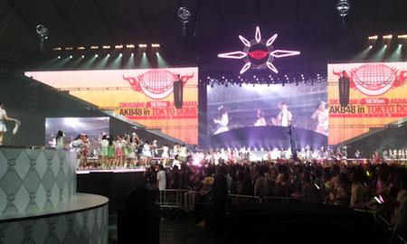 東京ドームコンサート初日終了しました