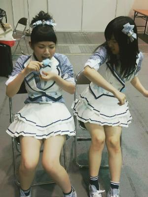 うわ、肩くっせ~(非アイドル系)