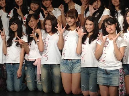 今日はサプライズで JKT48の劇場オープンに 参加させてもらいました!!!