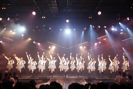 HKT48第二期生お披露目